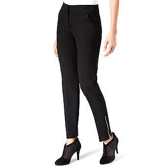 Trina Turk | Elrita Zip-Detail Ankle Pants