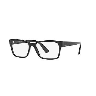 Prada VPR15V 1AB1O1 Black Glasses