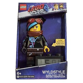 LEGO 9003974 Wildstyle Alarm Clock