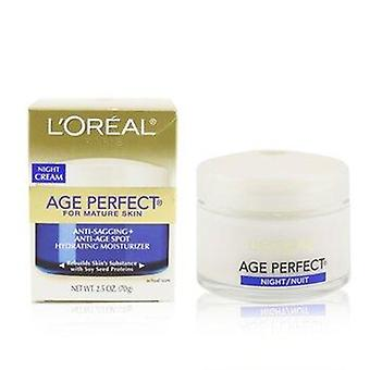 Skin-Expertise Age Perfect Night Cream (For Mature Skin) 70g or 2.5oz