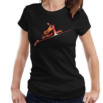 Marvel X-Men Cyclops Activating Beam Women's T-Shirt