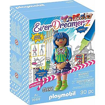 Playmobil 70477 everdreamerz comic world - clare