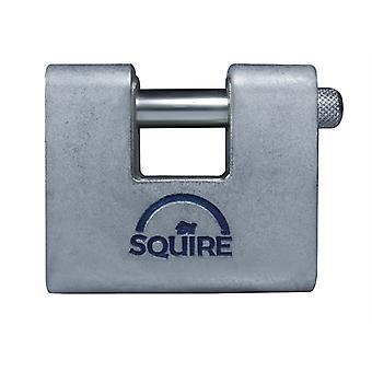 Henry Squire ASWL1 Steel Armoured Warehouse Padlock 60mm HSQASWL1