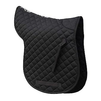 Cotton Quilted Padded Moisture Antiperspirant Comfortable Equestrian Saddle