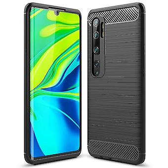 Protective case for Xiaomi cc9 Pro | Black Shockproof Soft