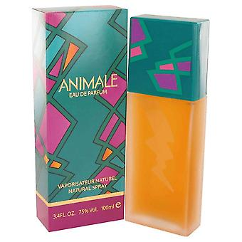 Animale Eau De Parfum Spray By Animale 3.4 oz Eau De Parfum Spray