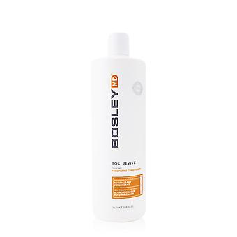 Bosley md bos revive color safe volumizing conditioner 255805 1000ml/33.8oz