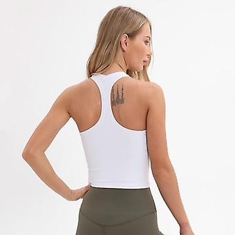Women Soft Nylon Workout Tanks Tops