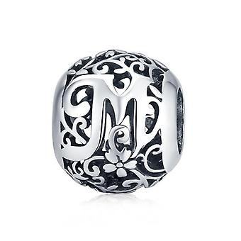 Sterling Silver Galaxy Charm Beads Fit Original Bracelet Pendant Authentic