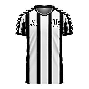 KR Reykjavik 2020-2021 Home Concept Football Kit (Viper)
