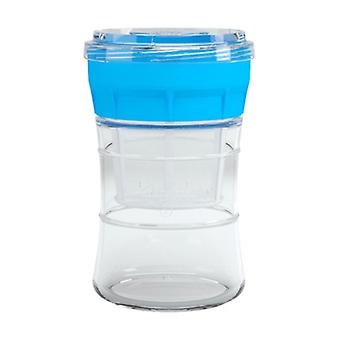 Kefirko Cheese Maker Blue 848 ml
