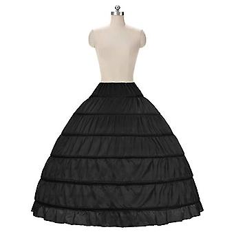 Nouveau Hoops Petticoats Bustle For Ball Gown Robes de mariée Underskirt Mariée