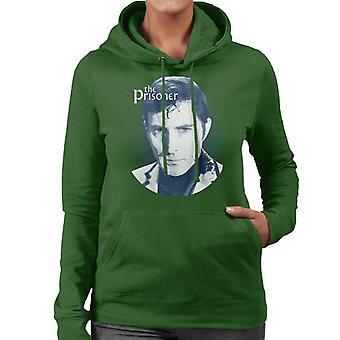 The Prisoner Number 40 Women's Hooded Sweatshirt