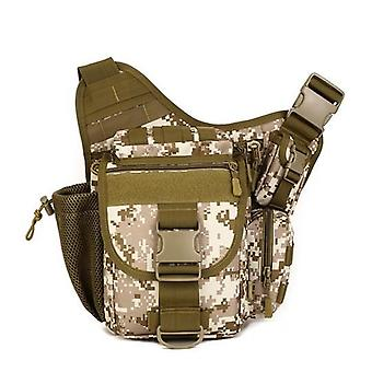 Army Messenger Camera Bag