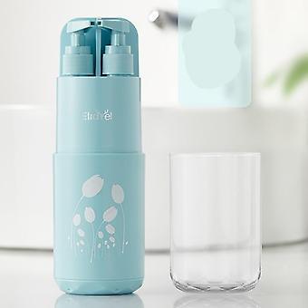 Travel Wash Cup Set Portable Toothbrush Holder Bathroom