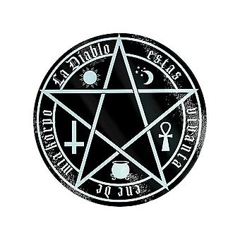 Grindstore The Devil Is Living In My Flesh Chopping Board
