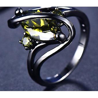Bohemian Vintage Wedding Rings
