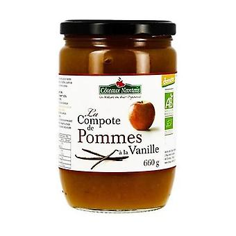 Apple and Vanilla Compote 660 g