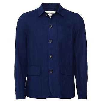 Oliver Spencer Linen Cowboy Jacket