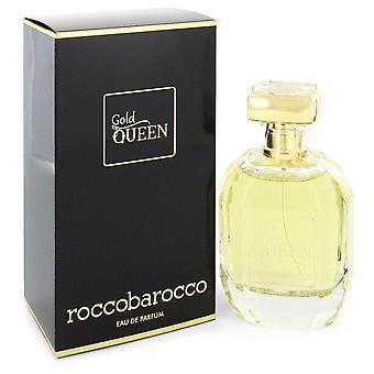 Roccobarocco Gold Queen Eau De Parfum Spray By Roccobarocco 3.4 oz Eau De Parfum Spray