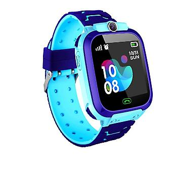 Smart Watch With Small Game Gps Touch Screen 1.44 Inch Tracker Sos Positioning