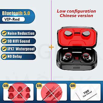 Earphones 3500mah Charging Box Wireless Headphone