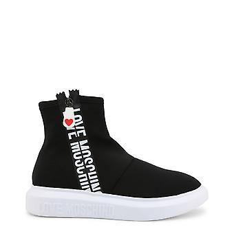 Amor moschino mujeres's zapatillas - ja15234g1cin0