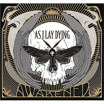 As I Lay Dying - Awakened [CD] USA import
