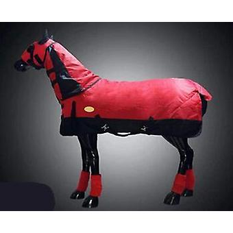 Winter Cold-proof Horsecloth With Neck