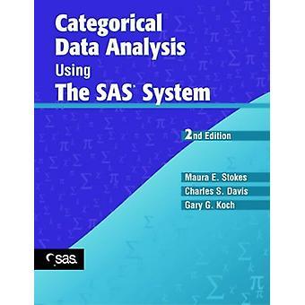 Maura E. Stokesin kategorinen data-analyysi SAS-järjestelmän avulla - 9