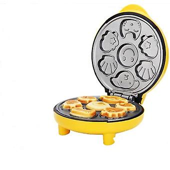 Haushalts-Multifunktions-Kuchenmaschine, Frühstücksmaschine, Waffelmaschine, Backmaschine