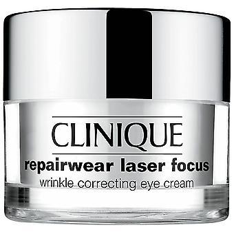 Clinique Repairwear Laser Focus Augencreme gegen Falten 15 ml