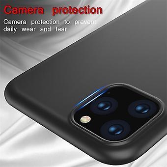 iPhone 12 Pro Max 6,7 Tuumaa - Matt Black Shell