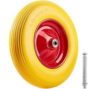 tectake Dotless hjul i gummi