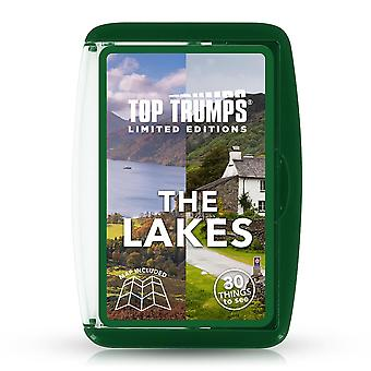 The Lakes Top Trumps Card Game
