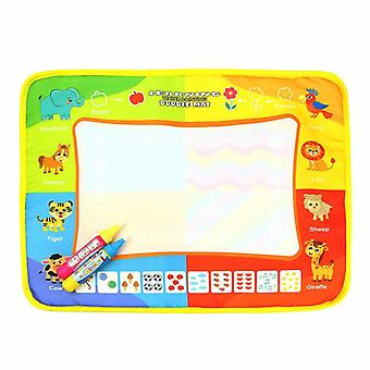 Magic doodle mat educational kids water drawing toys gift kt-21