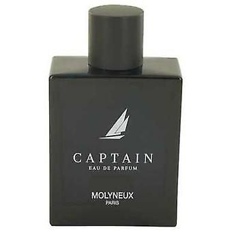 Captain By Molyneux Eau De Parfum Spray (tester) 3.4 Oz (men) V728-533468