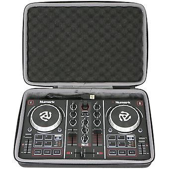 Hart Reise Schutz Hülle Etui Tasche für Numark Party Mix 2 DJ Controller von