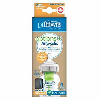 Dr Brown's Options+ Anti-Colic 150ml Bottle