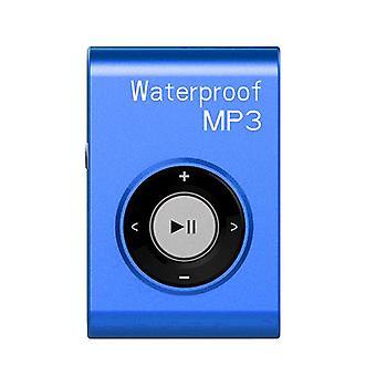 Wasserdichte MP3 Player Sports MP3 (Blau)