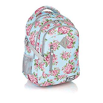 Astra Backpack HS-19 Hash Casual Backpack, 38 cm, Multicolor (Multicolor)