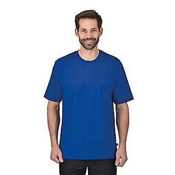Trigema Deluxe T-Shirt, Royal Blue, XL Unisex Adult