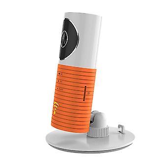 Orange smart home security camera hd wireless night vision camera baby monitor mobile detecter cai873