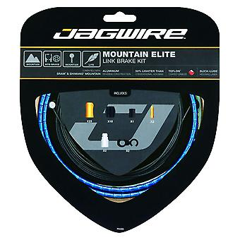 Jagwire Mountain Elite Link Bromskabel Kit Blå