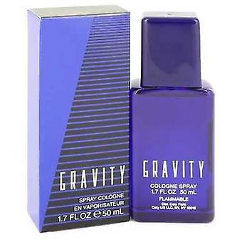 Gravity By Coty Cologne Spray 1.7 Oz (men) V728-413693