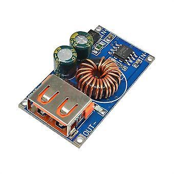 новый USB DC понижательный модуль 12v 24v до qc2.0 qc3.0 быстрая зарядка мобильного телефона sm19859