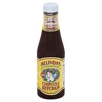 Melindas Ketchup Chipotle, Case of 12 X 12.3 Oz