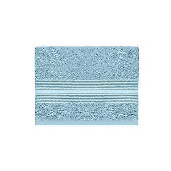 Asciugamano Estate, Colore Azzurro in Cotone, L60xP100 cm