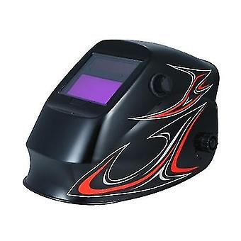 Welding Helmet Solar Powered Auto Darkening Protective Helmet Shield with Variable Shade from DIN9