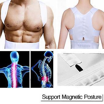 Magnetische houding ondersteuning corrector lichaam ruggordel brace schouder release pijn